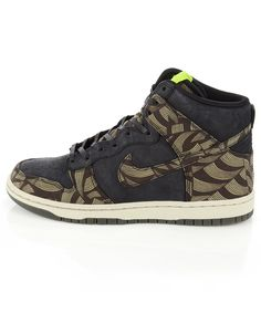 Dunk Skinny High-Top Trainers, Nike. Shop the latest Nike collection at Liberty.co.uk