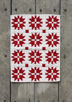 This kind of graphic (Red And White Quilt Patterns temecula quilt co quilt shop in temecula california) earlier mentioned can Star Quilts, Mini Quilts, Quilt Blocks, Star Blocks, Two Color Quilts, Red And White Quilts, Civil War Quilts, Miniature Quilts, Doll Quilt