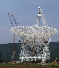 green bank telescope - Google Search