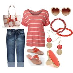 Summer Coral, created by lisa315