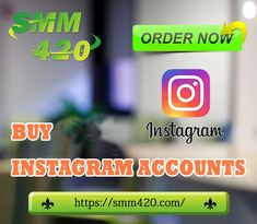 Buy Instagram Accounts, Real Instagram Followers, Real Followers, Opening Your Own Business, Instagram Insights, Advertising Techniques, Instagram Promotion, I Am Statements, Business Pages
