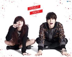 Trouble maker duo dating