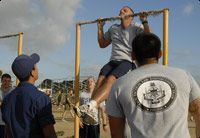 Coast Guard Fitness Requirements - Military Fitness - Military.com