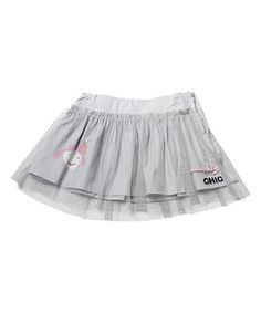 Another great find on #zulily! Gray Girls Tulle Skirt - Infant, Toddler & Girls #zulilyfinds