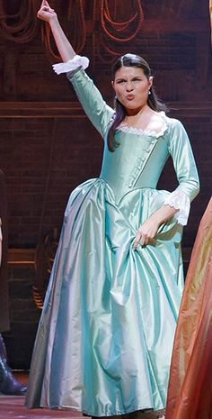 I got Eliza Schuyler! Which Schuyler Sister From Hamilton Are You?