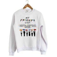 Friends TV Show Sweatshirt