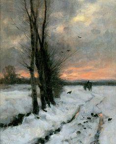 Anton mauve dutch painter