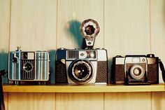 are pictures of cameras an oxymoron?