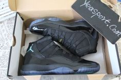 Air Jordan 11 Retro Gamma Blue GS, 378038-006