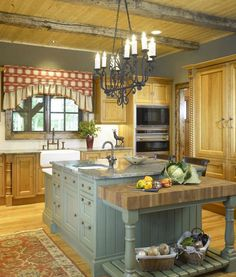 English kitchens   English country kitchen interior decoration How its made English ...