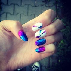 .@paula_jagodzinska | #new #nails #nailart #mnails | Webstagram - the best Instagram viewer