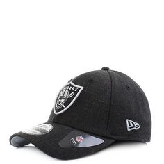 Mens new era nfl team #raiders heather grey 39thirty #snapback #baseball cap,  View more on the LINK: http://www.zeppy.io/product/gb/2/331989311539/