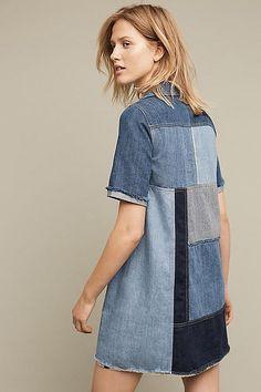 Jeans Patchwork 17