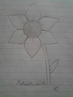 I drew this today