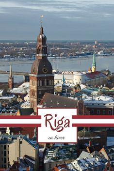 Visite de Riga en Lettonie - notre guide sur la capitale lettone. Pas forcément la ville la plus connue des pays baltes... et pourtant! Son charme est indéniable et on est reparti conquis! #riga #lettonie #baltes #paysbaltes
