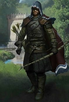 Fantasy Male, Fantasy Armor, Medieval Fantasy, High Fantasy, Dungeons And Dragons Characters, Dnd Characters, Fantasy Characters, Fantasy Character Design, Character Art