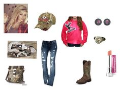 """""""Bucked up cutie"""" by countrygirl619 ❤ liked on Polyvore featuring Realtree and Cult of Individuality"""