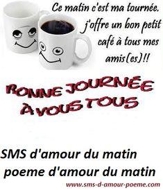 SMS d'amour du matin