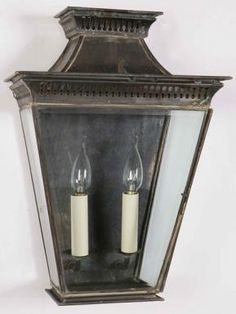 Pagoda flush wall lanterns, Flush wall lights, Period exterior lighting, Exterior lighting, Holloways of Ludlow