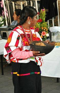 Ocotepec Mixtec Woman Oaxaca | Flickr - Photo Sharing!