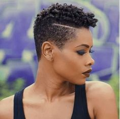 How To Style Short Natural Hair See This Instagram Photoblackhairomg  1180 Likes  Teeny