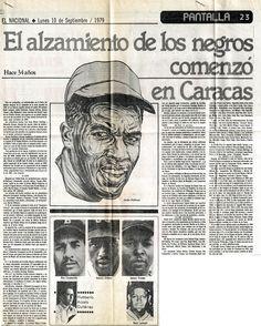 El alzamiento de los negros Publicado el 10 de septiembre de 1979