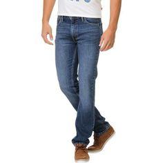 Calça Jeans Levi's 513 Slim Straight Fit - Azul http://compre.vc/s/84980be5  #PreçoBaixoAgora #MagazineJC79