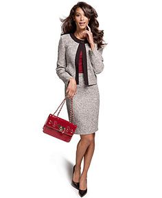 Womens Suits at Macys - Business Suits for Women - Macys
