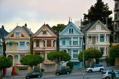 San Francisco, USA – MARY-ANN&CO Creative Photography, San Francisco, Ann, Mansions, House Styles, Gallery, Villas, Palaces, Mansion