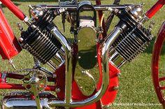 Marsh Metz 1087cc V-Twin Motor