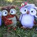 Ravelry: Julida's Owls