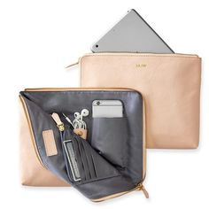 Mark and Graham: Commute Clutch Mark And Graham, Best Leather Wallet, Leather Clutch, Clutch Purse, Crossbody Bag, Travel Accessories, Jewelry Accessories, Wallets For Women, Zipper Pouch