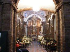 Parroquia de San Miguel Arcangel, Tlazazalca Michoacan