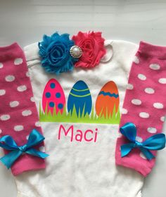 Easter gifts for baby girls age 5 months to 2 years easter infant baby girl easter outfit spring time outfit infant easter outfit spring leg warmers baby headband newborn easter outfit negle Image collections