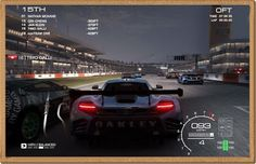 GRID Autosport Games Screenshots