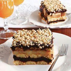 portakallı ve çikolatalı kedidili pasta Turkish Recipes, Ethnic Recipes, Cake Recipes, Dessert Recipes, Trifle, Mini Cakes, Breakfast Recipes, Bakery, Deserts