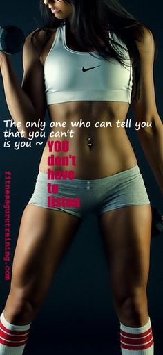 You can do this!! Find out more about our HARDbody challenge    http://fitnessgurutraining.wordpress.com/hardbodychallenge/