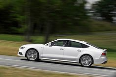 Nieuwe instapper: Audi A7 Sportback met 190Pk sterke 1.8 TFSI
