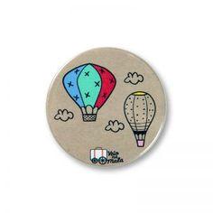 botton balão mágico