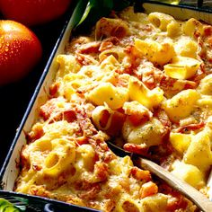 Hungarian Cuisine, Hawaiian Pizza, Macaroni And Cheese, Ethnic Recipes, Food, Eat, Mac And Cheese, Essen, Meals