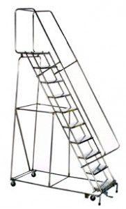 Stainless Steel Ladders - http://www.titangse.com/products/stainless-steel-ladders/