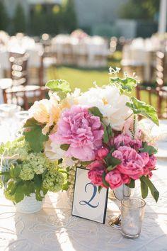 Fresno, California Garden Wedding from Raya Carlisle Photography Pink Green Wedding, Pink And Green, Carlisle, California Garden, Fresno California, Small Centerpieces, Best Friend Wedding, Fall Projects, Wedding Coordinator