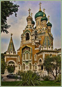 St. Nicholas Church in Nice, France