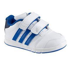 FITNESS_Ropa-niños-bebé Calzado de niños - Zapatillas Baby LK TRAINER ADIDAS - Por tipo