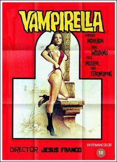 Do Sussurro Ao Grito: Soledad Miranda como Vampirella