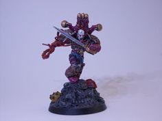 Chaos Lord, Warhammer Models, Emperor, Marines, It Works, Miniatures, Children, Image, Figurine