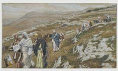 Jesus Traveling (Jésus en voyage) : James Tissot : Free Download & Streaming : Internet Archive