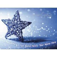 Christmas Star Christmas Cards Order your personalised Christmas Cards, Calendars and Gifts online today! Corporate Christmas Cards, Company Christmas Cards, Personalised Christmas Cards, Christmas Star, Online Gifts, Free Delivery, Greeting Cards, Contemporary, Stars