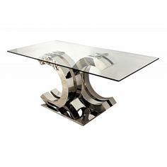 Layana étkezőasztal 180x90x75 cm Dining Table, Furniture, Home Decor, Decoration Home, Room Decor, Dinner Table, Home Furnishings, Dining Room Table, Home Interior Design