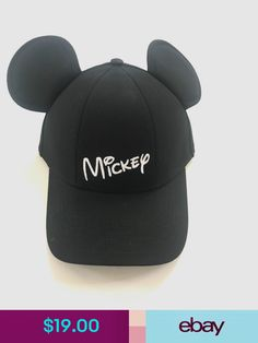 7f424fa0611 Disney Hats  ebay  Collectibles